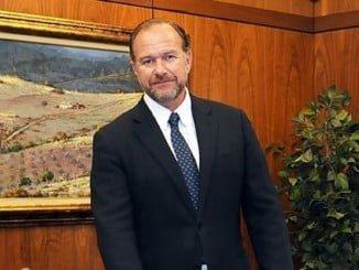 García-Palacios, a punto de afrontar su cuarta legislatura al frente de la patronal agraria de la provincia