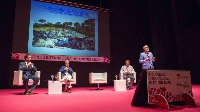 Juan Antonio García, del Consorcio Onubense para la Eliminación de Residuos Plásticos y Biomasas