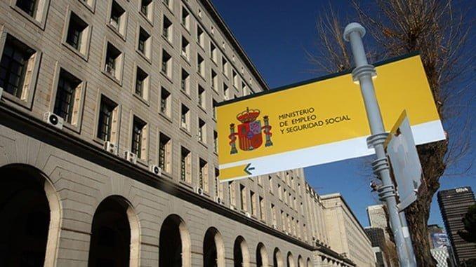 Sede del Ministerio de Empleo y Seguridad Social