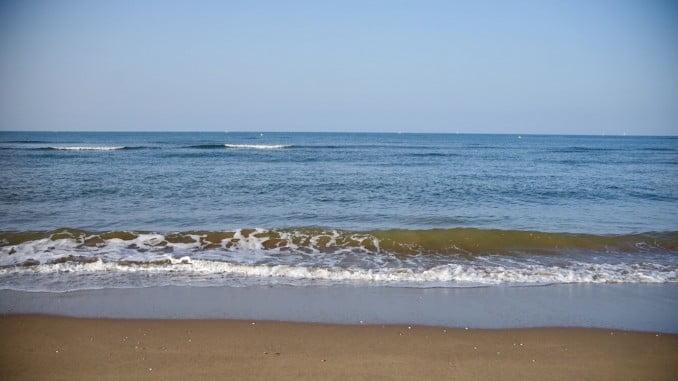 Playa de Isla Canela, en Ayamonte