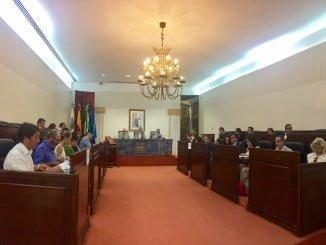 La Diputación de Huelva ha celebrado el pleno correspondiente al mes de junio