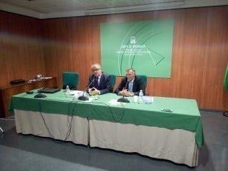 Presentación Alcohólicos Anónimos en Huelva