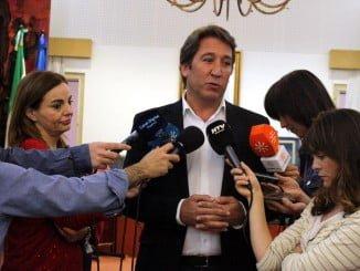 Ruperto Gallardo, diputado provincial.