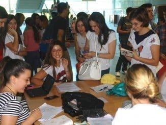 Del total de alumnos que se presentan a la Selectividad, el 41,2% son hombres y el 58,8% mujeres