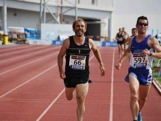 El Estadio Iberoamericano 'Emilio Martín' acoge esta gran cita con el atletismo