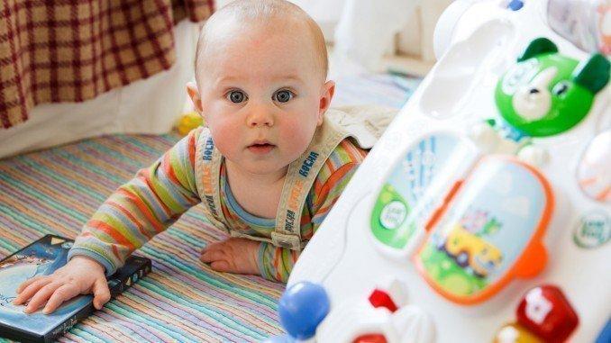 Al comprar un juguete, se pide tener en cuenta la edad recomendada para su uso