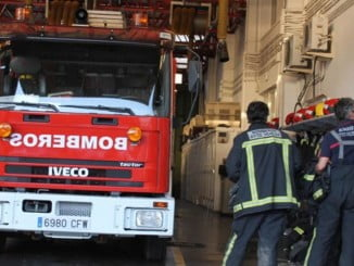 El incendio ha provocado importantes daños materiales