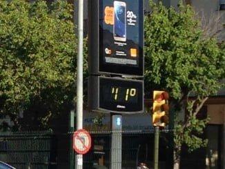 Esta semana ya se han registrado temperaturas de más de 40 grados en Huelva