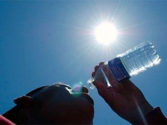Llega una ola de calor que permanecerá en Huelva hasta el lunes