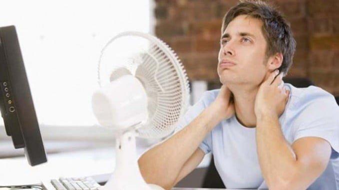 "Los trabajadores están sometidos a un ""calor asfixiante"", denuncia CSIF"