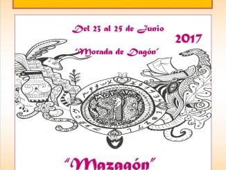 Cartel anunciador de la  II Ruta Cultural Tartésica-Fenicia