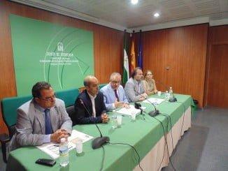 Presentación del Plan de Atención Sanitaria en Verano del SAS