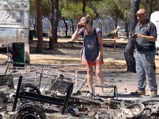 La FOE reclama ayudas para las empresas del sector turístico afectadas por el incendio