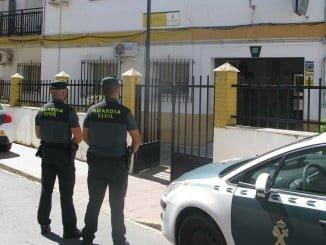 La Guardia Civil ha detenido en dos días a cuatro individuos por distintos robos