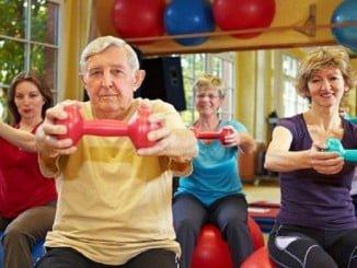 Para frenar los efectos del envejecimiento, la mayoría de los ciudadanos toman medidas