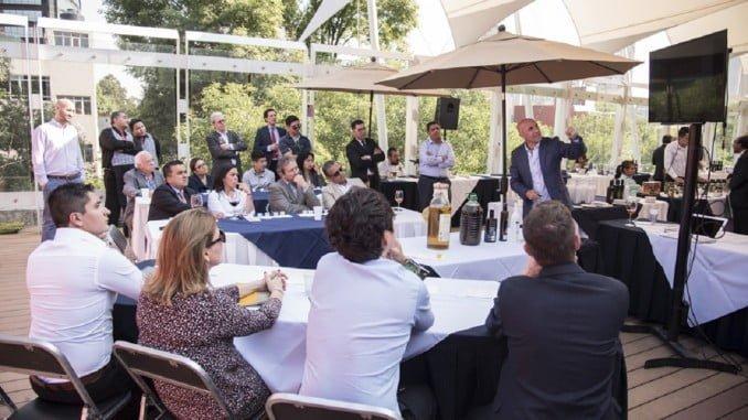 Dieciséis firmas andaluzas han expuesto sus productos gourmet en Ciudad de México