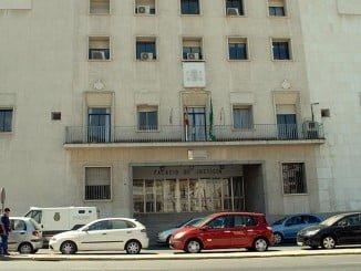 La actividad en los juzgados de Huelva se ha visto alterada por el corte de luz