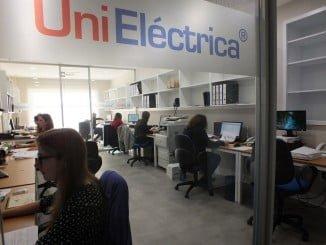 Nueva sede de Unieléctrica, ubicada en Córdoba