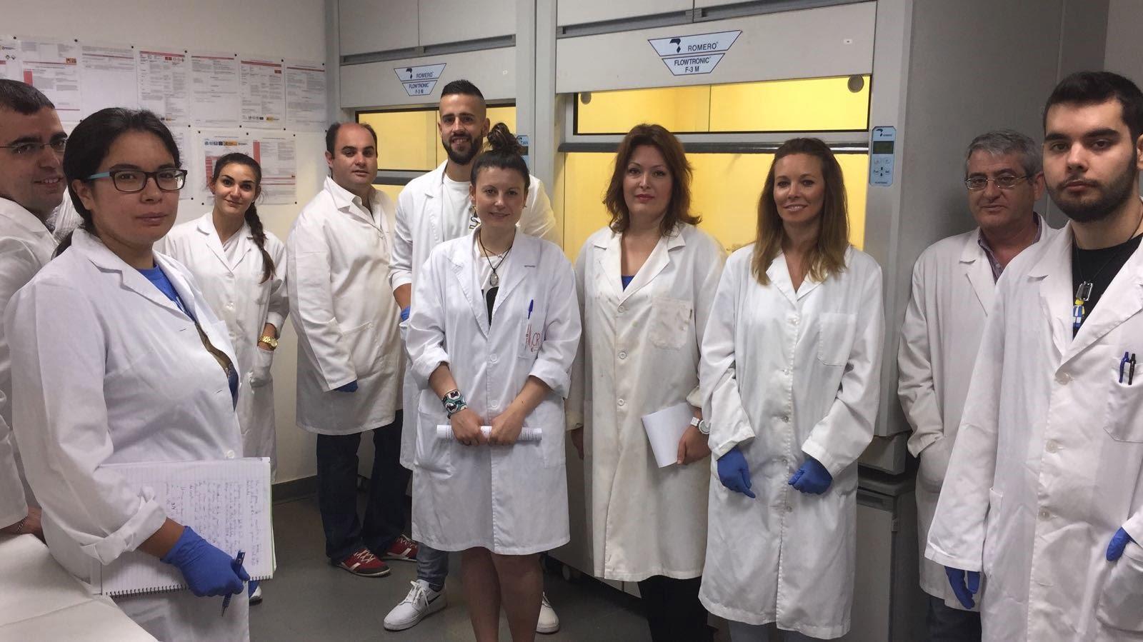 La Universidad de Huelva celebra un curso de medición de radiactividad.