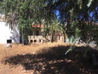 La Universidad de Huelva niega que un conato de incendio en la Casa del Consejo tenga que ver con el forestal de Riotinto y El Campillo.