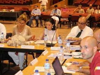 Consejo de Participación de Doñana en el que ha participado también Asunción Grávalos