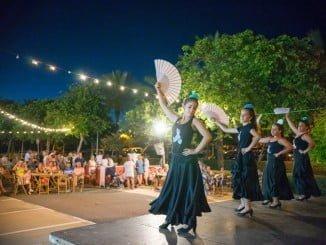 Fiestas de verano en Costa Esuri.