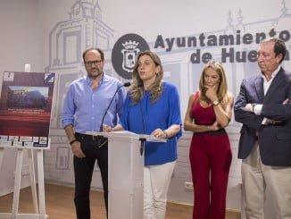 Descubre Huelva, tu espacio de ocio para estas Colombinas'.