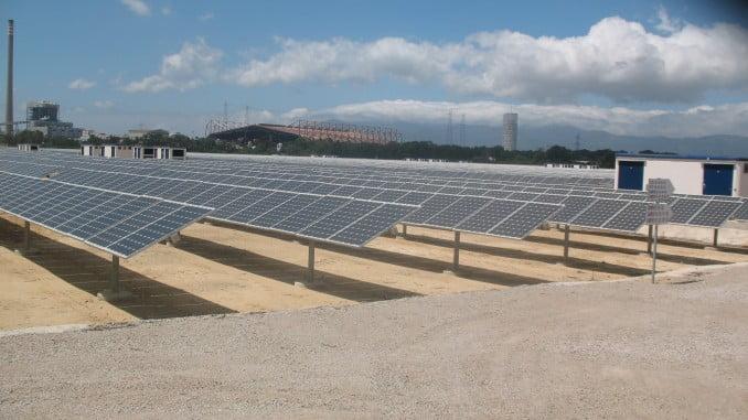 Planta fotovoltáica de Guadarranque