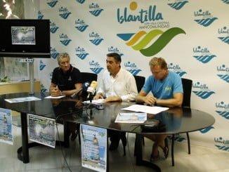 Rueda de prensa para presentar la programación deportiva de verano y el Programa Náutico en Familia de Islantilla