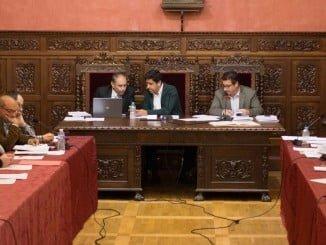 El Pleno Municipal de Ayamonte aprueba después de cuatro años los presupuestos.