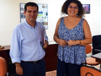 Acuerdo entre el Colegio de Administradores de Fincas y el Instituto Andaluz de la Mujer.