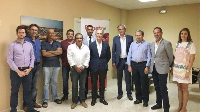 El acuerdo ha sido suscrito por Manuel Limón, José Carlos Lagares Medina, y Carlos Sánchez San Román