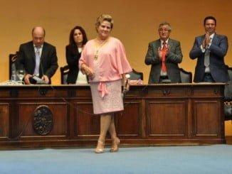 Antonia Grao gobierna  con el apoyo del PP y Ciudadanos por Isla