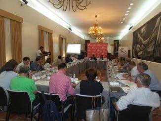 Reunión del CESpH