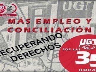 CC OO dice que peleará por las 35 horas semanales en Andalucía
