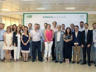Cierre del Club Multilateral 2016-2017 y apertura del actual, con presencia entre otros de Vanessa Bernard