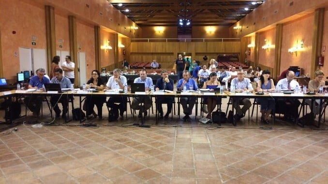 Reunión del Consejo de Participación de Doñana