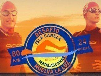 M.ª de los Ángeles De la Rosa y Daniel Santana se enfrentan a un gran reto deportivo y solidario