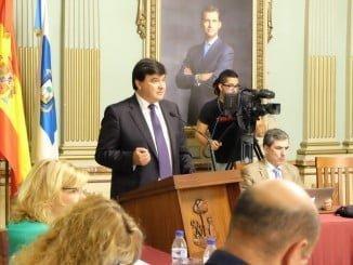 Sesión de Debate del Estado de la Ciudad el pasado verano