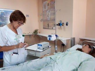 Desde ahora, la Unidad de Endocrinología y Nutrición cuenta con camas en el Juan Ramón Jiménez