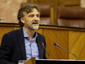El consejero de Medio Ambiente explica al Pleno las actuaciones llevadas a cabo tras el incendio de Doñana