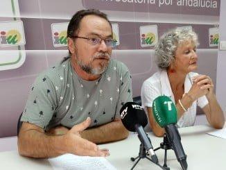 Francisco Javier Camacho y Pepa Beiras
