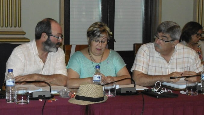 Grupo Municipal de IU en el Ayuntamiento de Huelva