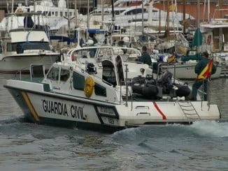 La Guardia Civil cuenta en Huelva con tres embarcaciones para reforzar las labores de vigilancia en el mar
