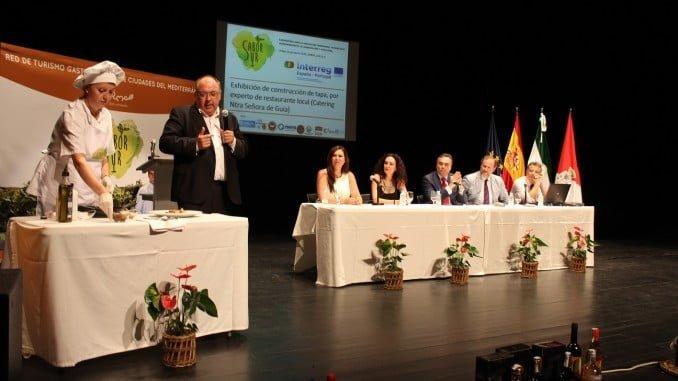 Presentado en La Palma del Condado el proyecto ´Sabor Sur´