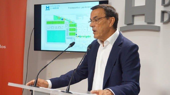 Ignacio Caraballo explica las inversiones que se ejecutarán en la provincia