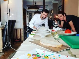 Javier Fuster, conocido como 'El chef de la Sierra', creó el 'Salmorejo Miró'