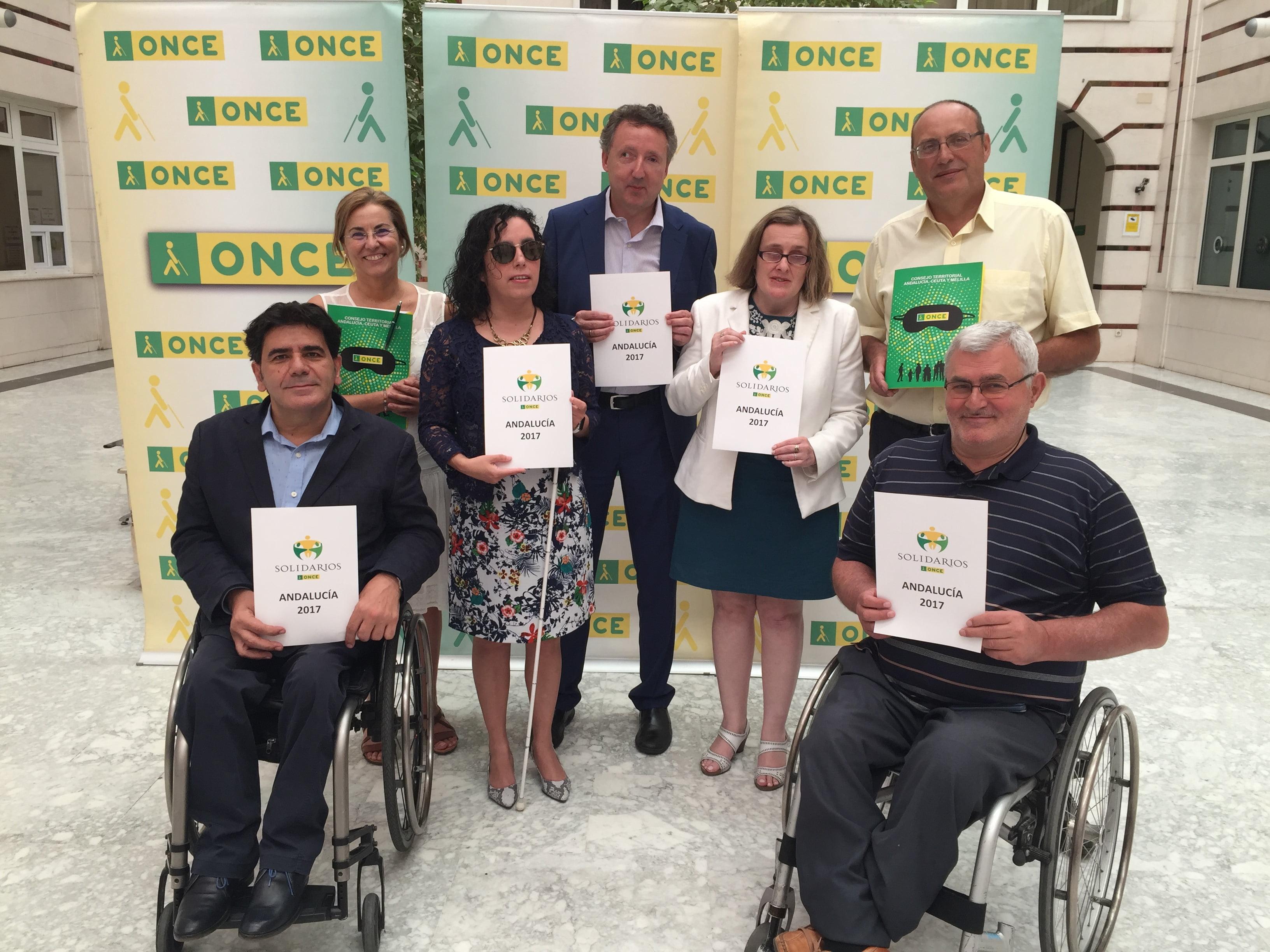 El jurado de estos prestigiosos premios de la ONCE