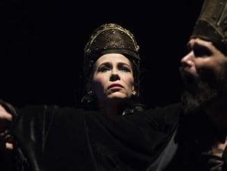 'La hija del aire', un drama político y mitológico, sobre el escenario del Castillo de Niebla