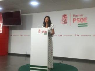 María Márquez pide la paralización de los proyectos gasísticos en el entorno de Doñana